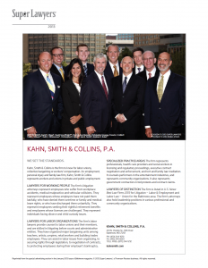 KSC Super Lawyers 2013 Article